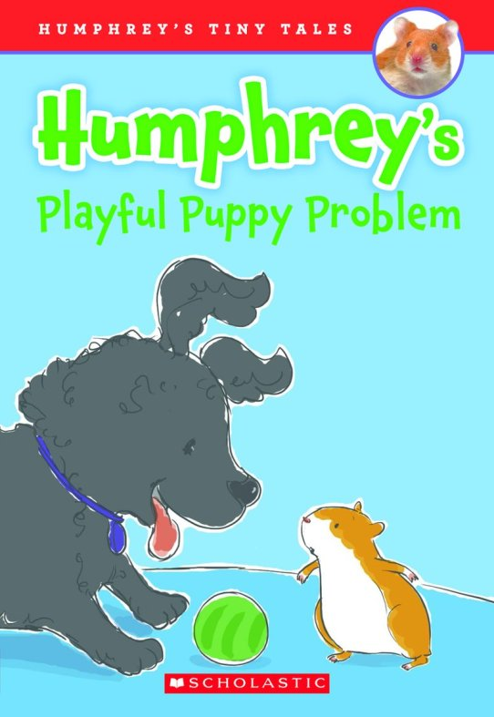 Humphrey_s Playful Puppy Problem