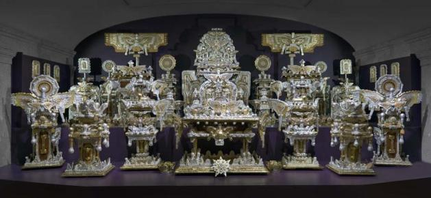 The Throne of the Third Heaven of the Nations' Millennium General Assembly