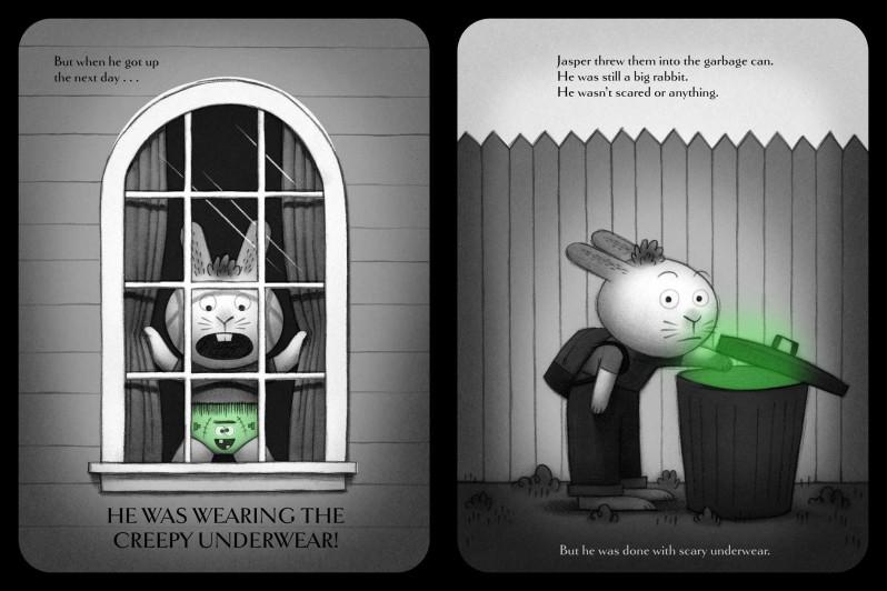 CreepyPairOfUnderwearSimon&Schuster
