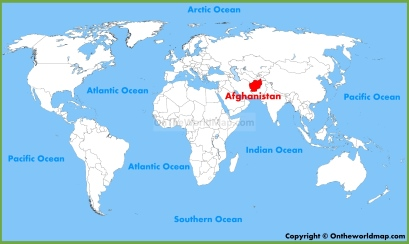 afghanistan-location-map