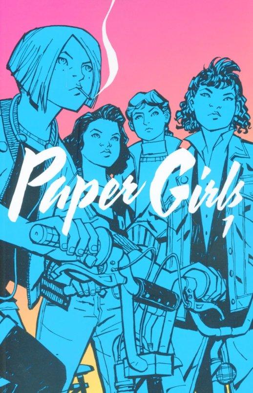 PaperGirlsVol1
