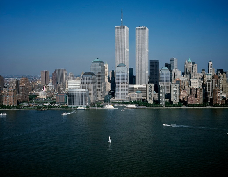 TwinTowers_PhotographByCarolHighsmith