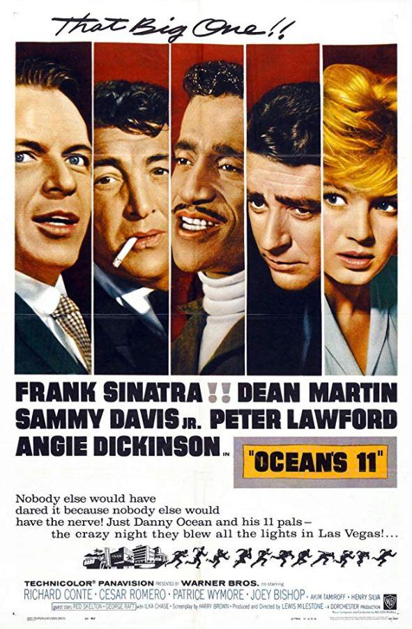 Oceans11_1960MoviePoster