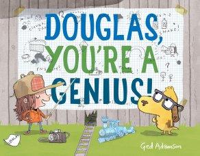 DouglasYoureAGenius